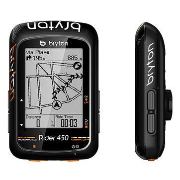 BRYTON RIDER 450T GPS 無線自行車記錄器