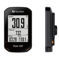 BRYTON RIDER 420E 無線自行車記錄器