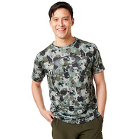 OAKLEY ENHANCE QD SS TEE GRAPHIC