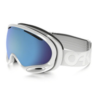 OAKLEY A FRAME® 2.0 FACTORY PILOT WHITEOUT PRIZM™ (ASIA FIT)  SNOW GOGGLE 亞洲版 雪地專用鏡片