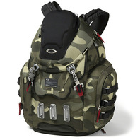 OAKLEY KITCHEN SINK PRINTED BACKPACK