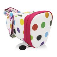 147坐墊袋-彩色點點 M
