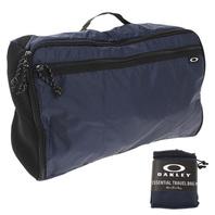 OAKLEY ESSENTIAL TRAVEL BAG (M) 可摺疊收納行李袋 日本限定版