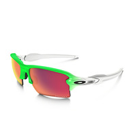 OAKLEY FLAK™ 2.0 XL PRIZM™ FIELD GREEN FADE EDITION 2016 里約限定棒球專用
