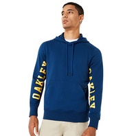 OAKLEY STREET LOGO HOODED FLEECE