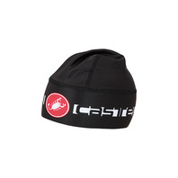 CASTELLI VIVA THERMO SKULLY 超實用透氣小帽