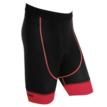 CICLO 短車褲-紅