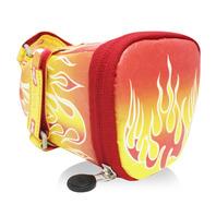 147坐墊袋-火焰 紅 M