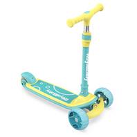 ROYALBABY 優貝童車 UPGRADE SCOOTER滑板車 - 螢火蟲