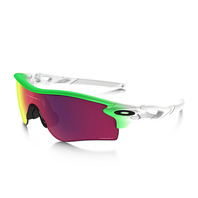 OAKLEY RADARLOCK™ PATH™ PRIZM™ ROAD GREEN FADE EDITION (ASIA FIT) 2016里約限定 路面專用 亞洲版