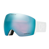 OAKLEY FLIGHT DECK™ FACTORY PILOT WHITEOUT PRIZM™ (ASIA FIT) SNOW GOGGLE 亞洲版 質感無邊框