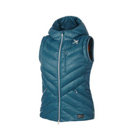 OAKLEY W-SKULL PHANTOM DOWN VEST 女款修身 日本限定版