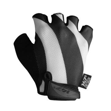147 Design PLAIN BLACK 半指手套男女通用款
