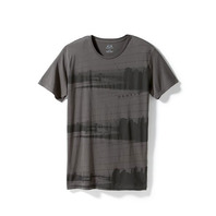 OAKLEY SKYLINE STRIPE TEE