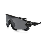 OAKLEY POLARIZED JAWBREAKER POLISHED BLACK