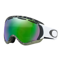 OAKLEY CANOPY™ TANNER HALL PRIZM™ (ASIA FIT) SNOW GOGGLE 名將TANNER HALL 限定配色 亞洲版 可佩戴近視眼鏡鏡