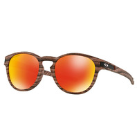 OAKLEY LATCH (ASIA FIT) WOODTSTAIN COLLECTION 質感木紋 亞洲版 PRIZM 科技