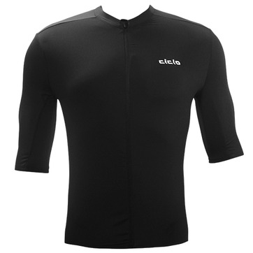 CICLO LUXURY JERSEY 短車衣-黑