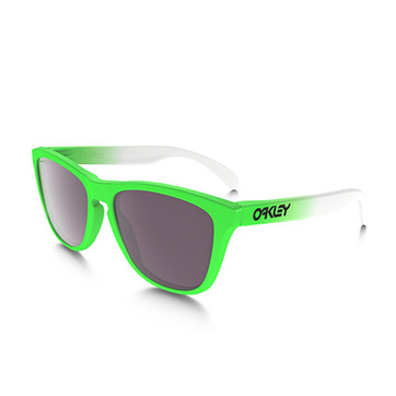 OAKLEY FROGSKINS® PRIZM™ DAILY POLARIZED GREEN FADE EDITION (ASIA FIT) 2016里約限定 生活日用偏光 亞洲版