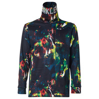 OAKLEY SKULL COSMIC HI-NECK LS SHIRTS 日本限定版