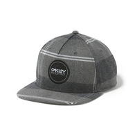 OAKLEY FACTORY PILOT PRINTED SNAP-BACK HAT