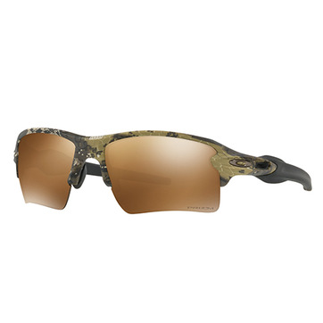 OAKLEY FLAK® 2.0 XL PRIZM™ POLARIZED DESOLVE CAMO COLLECTION 帥氣迷彩色 色控科技