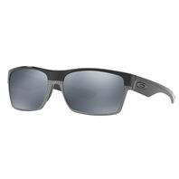 OAKLEY TWOFACE™  黑偏光 質感雙材質鏡框設計