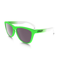 OAKLEY FROGSKINS® PRIZM™ DAILY POLARIZED GREEN FADE EDITION 2016里約限定 生活日用偏光