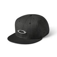 OAKLEY O-JUSTABLE SNACK BACK METAL HAT 街頭質感 西裝布料 裁縫金屬LOGO