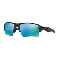 OAKLEY FLAK™ 2.0 XL PRIZM™ DEEP WATER POLARIZED 淺釣用鏡片 偏光