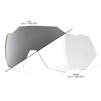 100% SPEEDTRAP REPLACEMENT LENS PHOTOCHROMIC 自動變色片