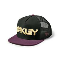 OAKLEY FACTORY PILOT MESH TRUCKER SNAPBACK HAT