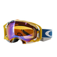 OAKLEY SPLICE 1975 BLUE / ORG