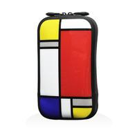 147 充氣式手機包-蒙德里安(L XL)