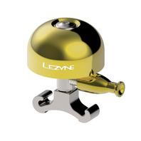 LEZYNE CLASSIC BRASS BELL 拋光銅材經典造型車鈴