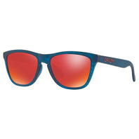 OAKLEY FROGSKINS™ DRIFTWOOD COLLECTION (ASIA FIT) 亞洲版 復古經典明星款 質感藍木紋