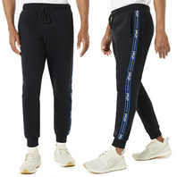 OAKLEY STREET LOGO TAPE FLEECE PANTS