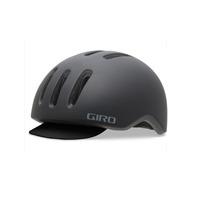 GIRO REVERB MAT BLACK 休閒安全帽
