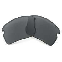OAKLEY FLAK® 2.0 (ASIA FIT) REPLACEMENT LENSES 黑色偏光