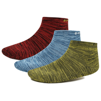 OAKLEY SHORT SOCKS HEATHER (3 PCS)