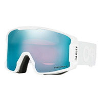 OAKLEY LINE MINER™ FACTORY PILOT WHITEOUT PRIZM™ (ASIA FIT) SNOW GOGGLE 亞洲版