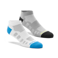 OAKLEY PERFORMANCE TECH LOW CUT SOCKS 2 PACK 兩雙入