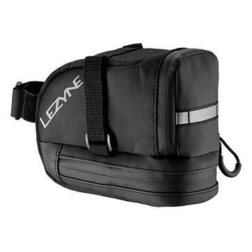 LEZYNE L-CADDY 大容量楔型座墊包