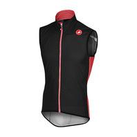 CASTELLI PRO LIGHT WIND VEST 輕風衣 背部透氣網孔設計