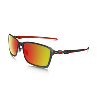 OAKLEY SCUDERIA FERRARI® COLLECTION TINCAN CARBON™ 碳纖維鏡腿 輕量高質感金屬框