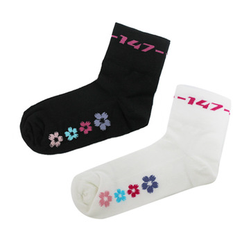 147 Design 花朵襪子