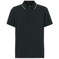 OAKLEY POLO SHIRT SS RIBBED DETAILS