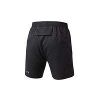 OAKLEY ACCELERA TOR DOUBLE CLOTH SHORT 4.8 - JET BLACK