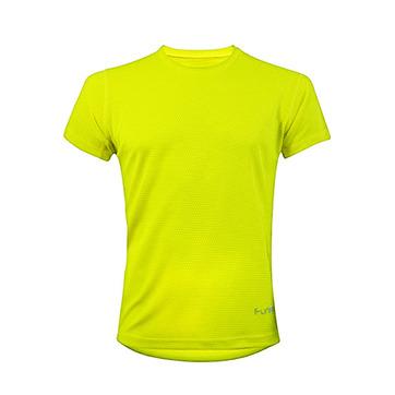 FUNKIER GELA PRO RUNNING JERSEY 快呼吸面料 快速透氣排汗 高性價比 基本款運動用