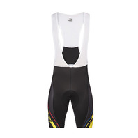 LOOK MEN'S PRO TEAM BIB SHORT 車隊版 舒適剪裁